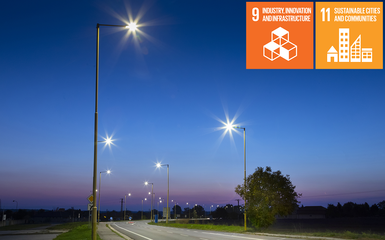 Innovative solutions to reduce the maintenance cost of public lighting in cities