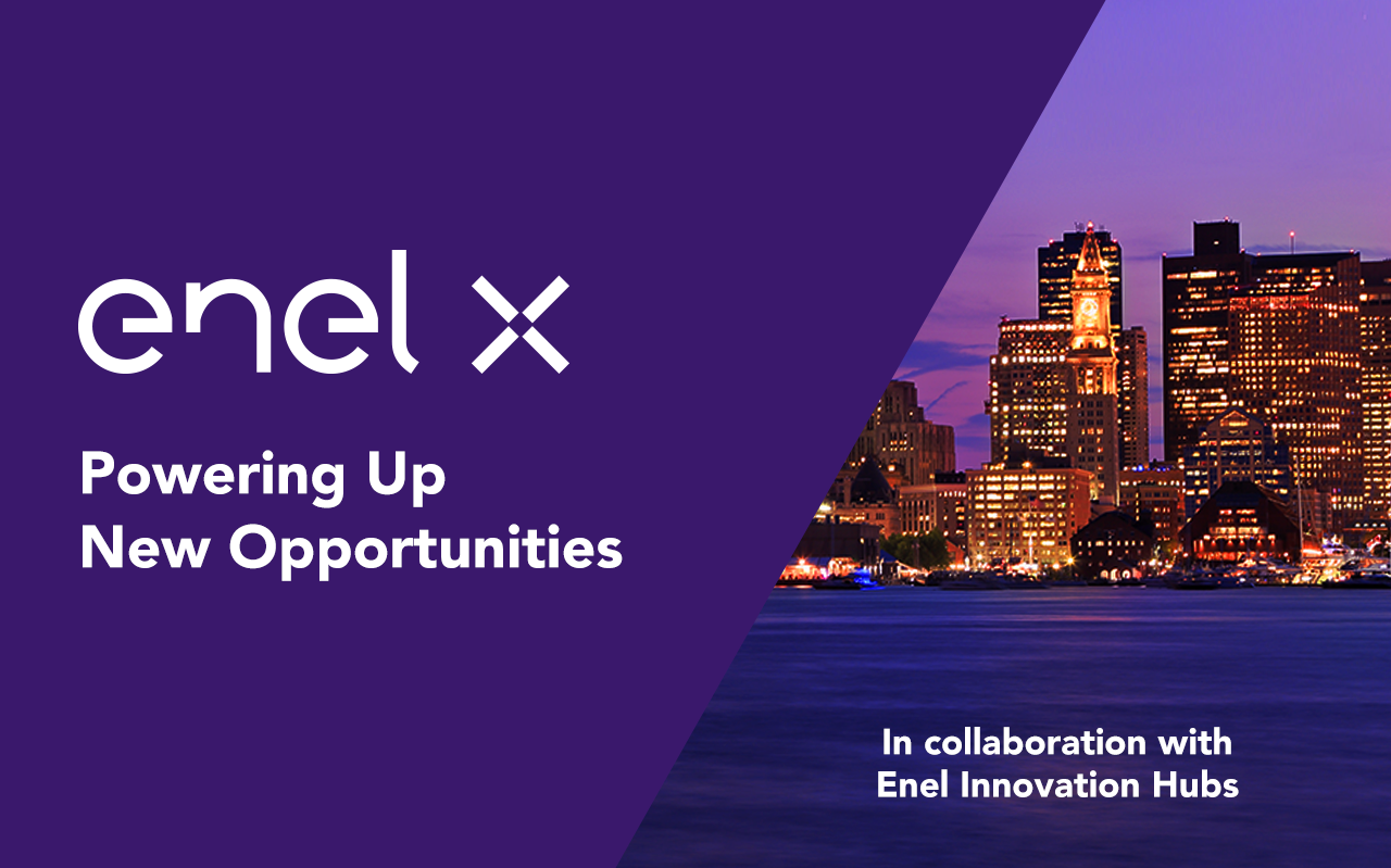 Enel X - POWERING UP NEW OPPORTUNITIES